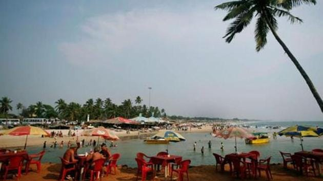 The report has noted that Goa and its surrounding region has witnessed warming trends much faster than the rest of the country.(REUTERS photo)