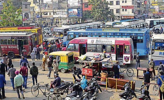 Farm bills: Ludhiana passengers left in the lurch as Punjab Roadways staff  stage strike   Hindustan Times