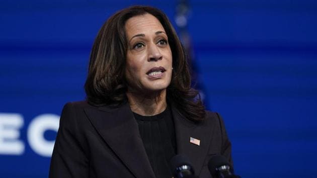 Kamala Harris has named her Chief of Staff, Domestic Policy Advisor and National Security Advisor -- an all-women team(AP)