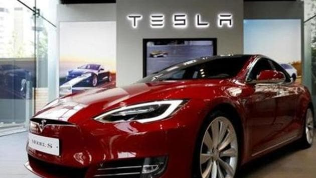 "The Tianjin-based buyer purchased a used Model S for 379,700 yuan last year which the automaker guaranteed had no ""significant"" damage.(Reuters)"