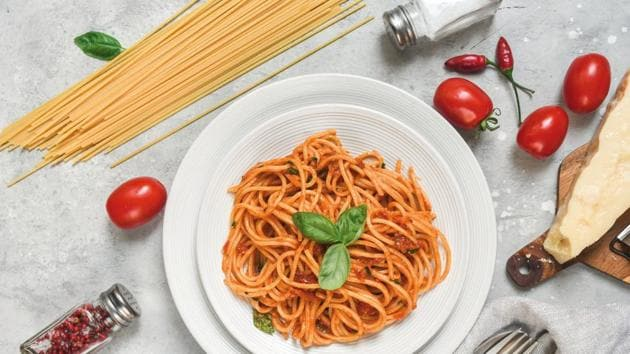 Spaghetti al Pomodoro s the recipe that you can always find everywhere – at the best restaurants and in every single household - across Italy(Shutterstock)