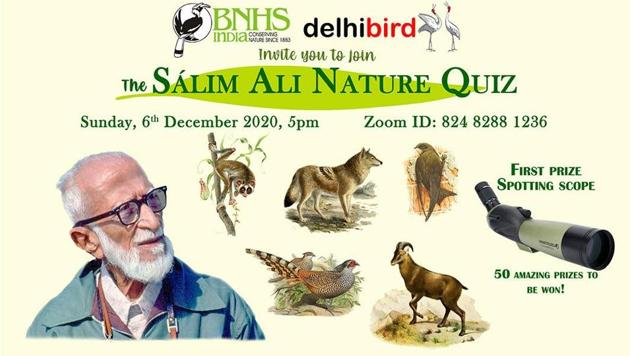 An initiative of the DelhiBird Foundation, the quiz can have up to 1,000 participants.(Photo:delhibirdfoundation.org)