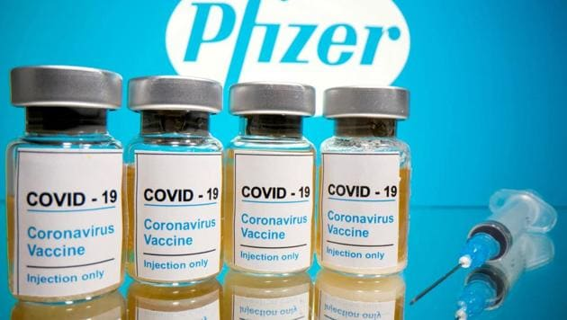 When contacted, Pfizer said it remains committed to engaging with the Government of India and explore opportunities to make this vaccine available for use in the country.(REUTERS)