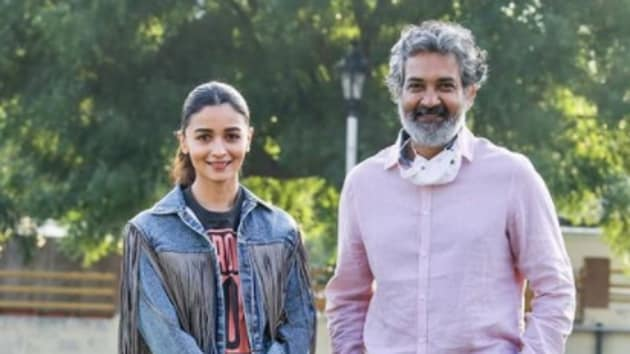 Alia Bhatt will play a character called Sita in SS Rajamouli's RRR.