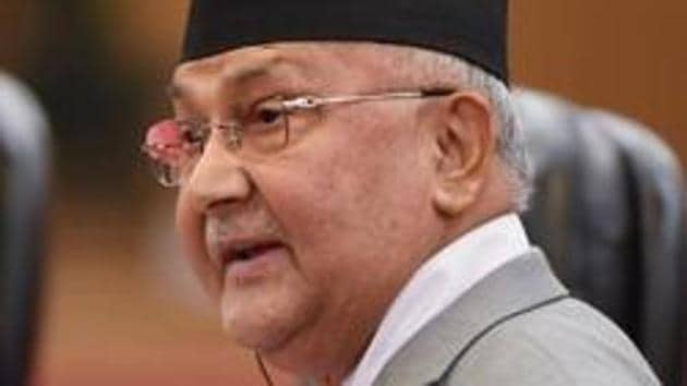 Nepal's Prime Minister KP Sharma Oli expressed his determination that he wants to keep the party unity intact and run the party based on consensus.(Getty Images)