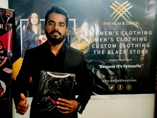Akshay Kumar launches TheBlacklover Brand, showcasing a unique collection of casual and formal wear for men and women.(ANI)