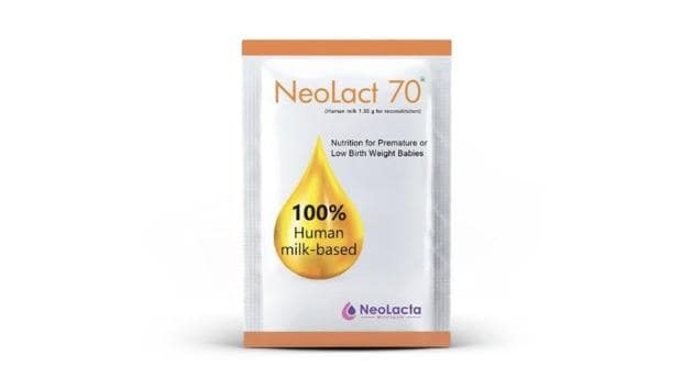 NeoLacta's mission is to increase the human milk feeding rates from the current 41.6% to 60% within the first hour of birth in next five years.