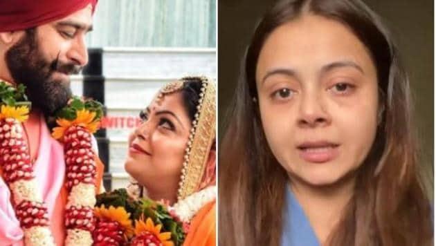 Devoleena Bhattacharjee has shared an emotional video message.
