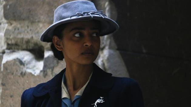 A Call to Spy movie review: Radhika Apte plays Noor Inayat Khan in the spy drama.