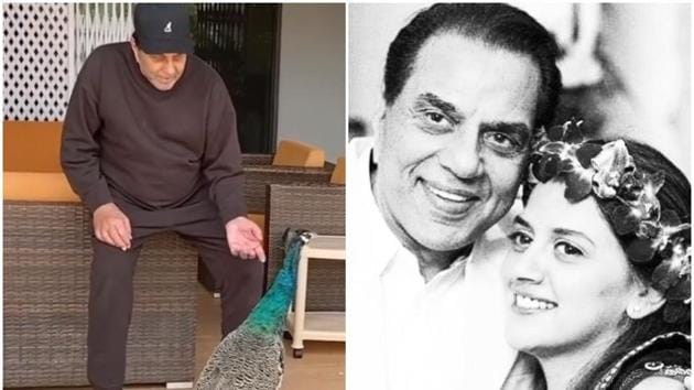 Dharmendra celebrated his 85th birthday on December 8.
