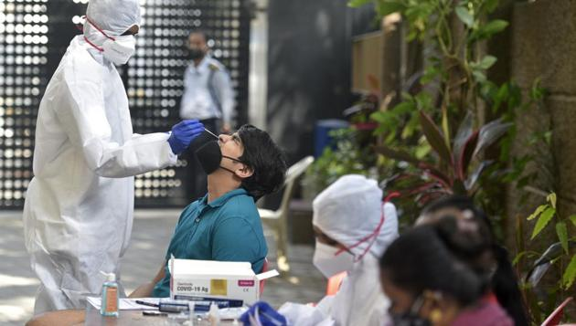 During this survey, the blood samples of 7,103 people were collected with the help of the National Centre for Disease Control (NCDC) of the central government.(HT Photo | Representational image)