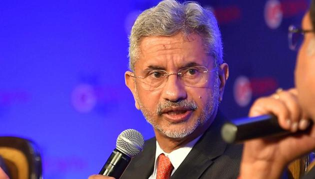 External Affairs Minister S Jaishankar said India-China ties were passing through their difficult phase ever because of Beijing's violation of agreements on border peace.(PTI)