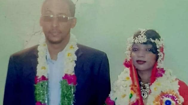 Fatima was married to Ahmed in the year 2015 when she was 18 years old.(Sourced)