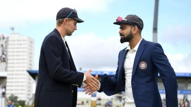 File image of Joe Root and Virat Kohli.(File)