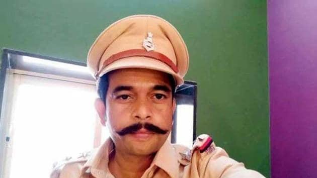 Ishteyak Khan recently played a cop in Anurag Basu's Ludo.