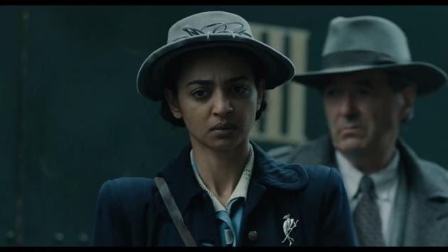 Radhika Apte plays Noor Inayat-Khan in A Call To Spy.
