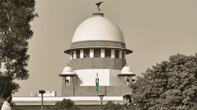 In the last few years, constitutional law in India has been ceaselessly exciting, and at the centre of things has been the SC(Burhaan Kinu/HT PHOTO)