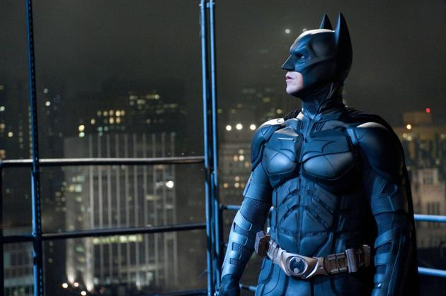 The suit from the Dark Knight rises was military grade, just what a billionaire would use.(Image courtesy Warner Bros)