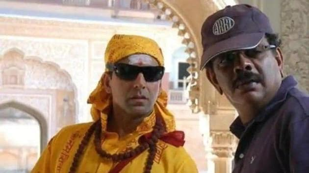 Akshay Kumar and Priyadarshan worked on Bhool Bhulaiyyaa.