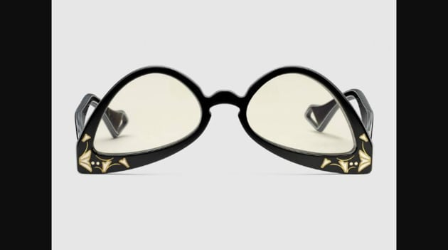 The image shows Inverted cat eye sunglasses.(Screengrab)