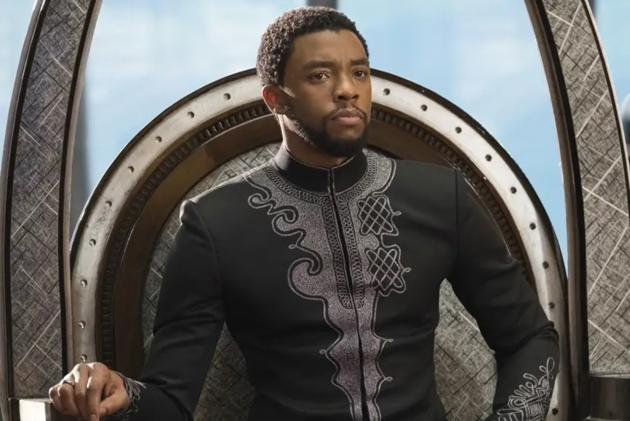 Chadwick Boseman died earlier this year.