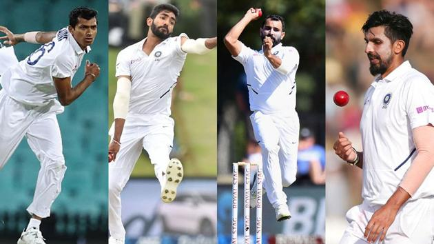 India's rise as a fast-bowling powerhouse has impressed one and all(Getty Images)