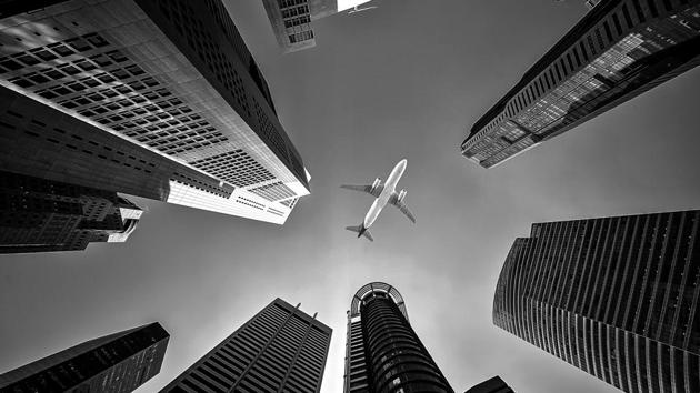 Bookings for the third quarter of 2021, the heart of the airline industry's peak season, will only be 40% below pre-pandemic levels.(Pixabay)