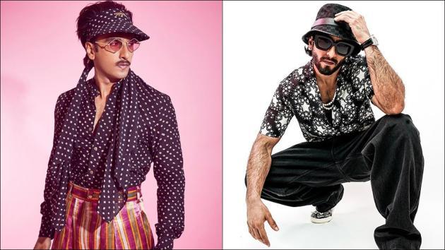 Ranveer Singh wins Most Stylish Award for redefining menswear in India(Instagram/ranveersingh)
