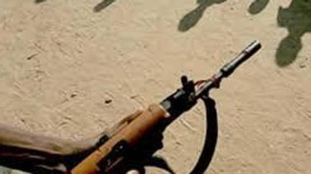 Last month, a senior Maoist cadre with a reward of Rs 8 lakh on his head was killed in an encounter with Odisha and Andhra Pradesh police in Swabhiman Anchal area of Malkangiri. (HT Photo)