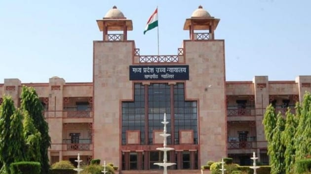 Madhya Pradesh high court(File photo)
