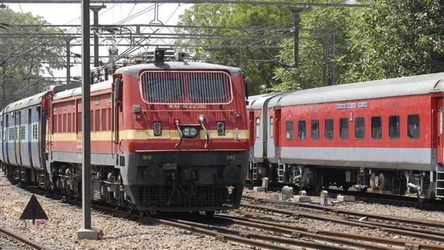 In recent times, the railways has had to deal with a slew of cases in which illegal applications were used to book tickets, bypassing the railway firewall.(Rajkumar/HT Archive)