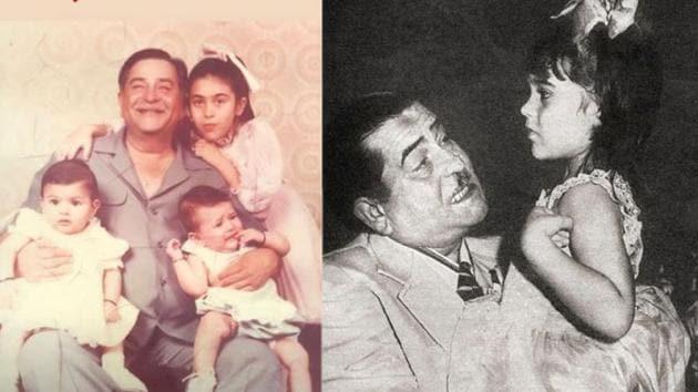 It's Raj Kapoor's 96th birth anniversary today.