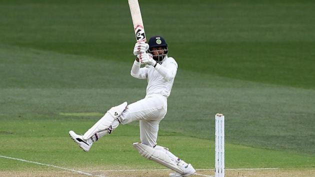 KL Rahul in action during the last Border-Gavaskar Trophy in Australia.(Getty Images)