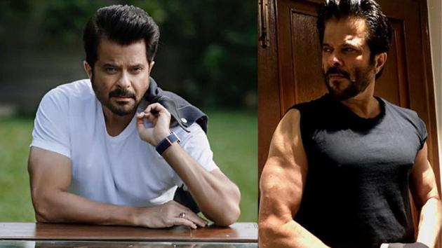 Anil Kapoor has shared new pictures of himself on Instagram.
