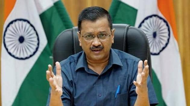"""""""Fasting is sacred. Wherever you are, fast for our farmer brothers. Pray to God for the success of their struggle,"""" Arvind Kejriwal wrote in a tweet in Hindi(ANI)"""