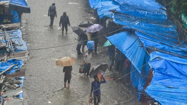 Mumbai's Bhendi Bazaar.(File photo)