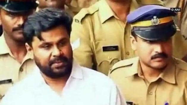 """The prosecution stated that the trial judge had remained a """"mute spectator"""" when the victim was """"harassed and intimidated"""" by the lawyers of the accused during cross-examination. (ANI File photo of actor Dileep)"""