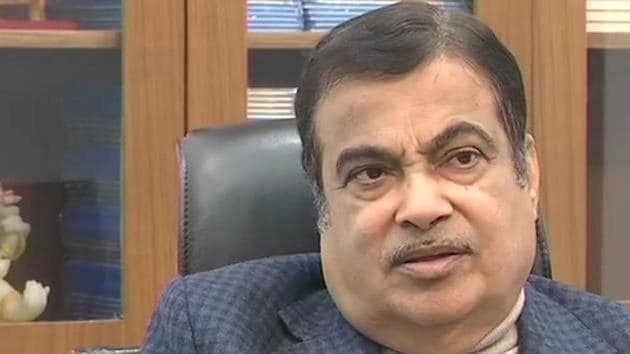 Union minister Nitin Gadkari said the government is ready to accept all good suggestions from farmers.(ANI Photo)