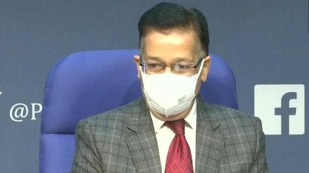 The health secretary also talked about adverse effects of the vaccine, especially in pregnant women and children.(ANI)