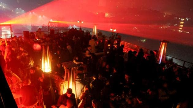 DJs reveal a dip in bookings for New Year's Eve bashes owing it to Covid-19 restrictions(Photo: Parveen Kumar/HT)
