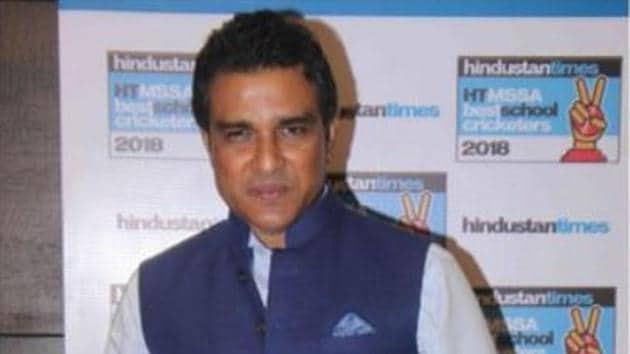 Photo of former Indian batsman Sanjay Manjrekar(Twitter)