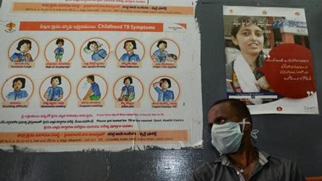 The civic body's aggressive tuberculosis (TB) detection drive has led to detection of over 79 new cases in just 15 days in December.(AFP (FOR REPRESENTATIONAL PURPOSE ONLY))