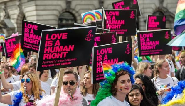 The amendment, passed by Hungary's right-wing ruling coalition in parliament on Tuesday, alters the constitutional definition of families to exclude transgender and other LGBT individuals.(Unsplash)