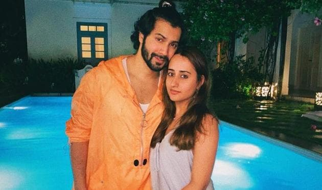 Varun Dhawan and Natasha Dalal have been in a relationship for several years.