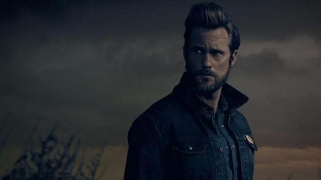 The Stand review: Alexander Skarsgard in a still from the CBS All Access show, based on Stephen King's novel.