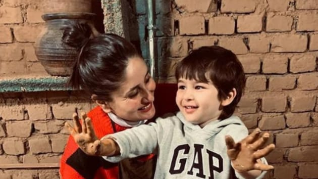 Kareena Kapoor worked when she was pregnant with Taimur too.