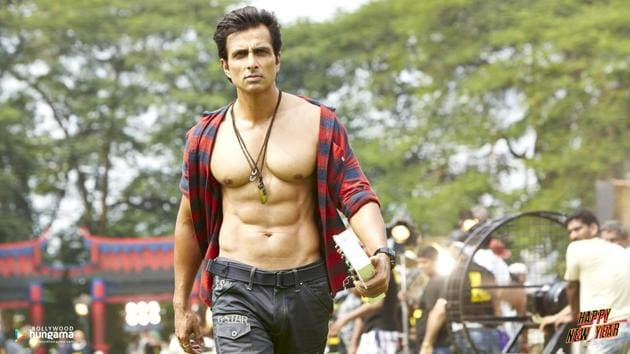 Sonu Sood is the hottest vegetarian of 2020.