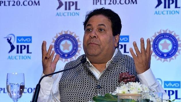 File image of Rajiv Shukla(Getty Images)
