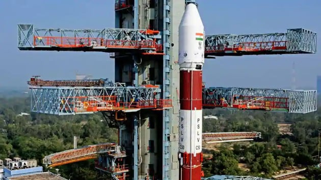 This will be the 77th launch vehicle mission from SDSC SHAR and the new satellite would replace the GSAT-12 in the orbit, which was launched in 2011.(PTI Photo)