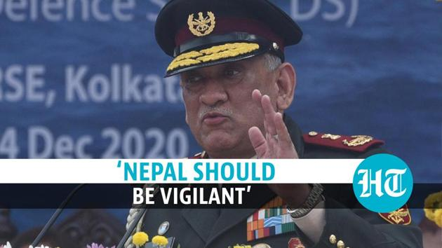 Chief of Defence Staff General Bipin Rawat addressed the second annual dialogue with the Nepal Institute for International Cooperation and Engagement (NIICE). General Rawat spoke on the historical ties between the two nations and said that India's goodwill comes with no strings attached. General Rawat said that Nepal is free to pursue its choices in terms of international affairs but cautioned that it should be vigilant. 'Nepal is free to act independently in international affairs but must be vigilant and learn from Sri Lanka and other nations which have also signed agreements with other countries in the region,' General Rawat said. This comes as China has been expanding its influence in the Himalayan nation with several infrastructure projects. Watch the full video for all the details.